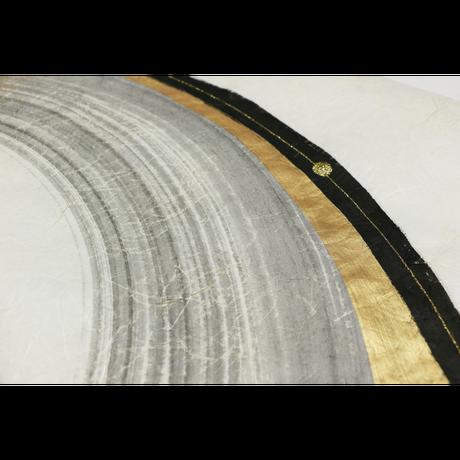 創作デザイン和紙(墨)(商品番号:as-18101)