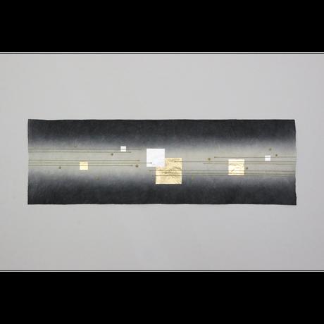 創作デザイン和紙(箔入り)(商品番号:as-181101)