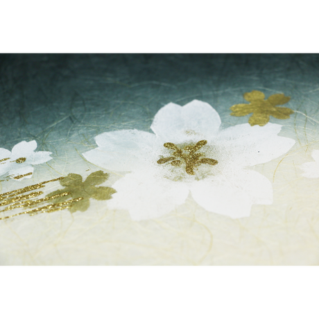 創作デザイン和紙(桜)(商品番号:as-20606)