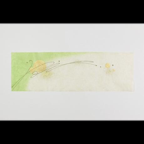 創作デザイン和紙(流)(商品番号:as-18604)