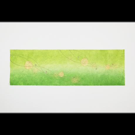 創作デザイン和紙(流)(商品番号:as-160705)