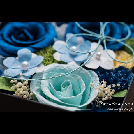 【即日発送可】和紙の花/フラワーボックス 全3色