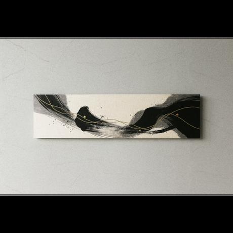 和紙アートパネル「翔」-Washi Wall Art Panel