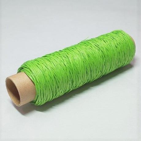 和紙糸 (ライムグリーン)