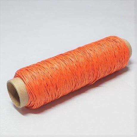 和紙糸 (オレンジ)