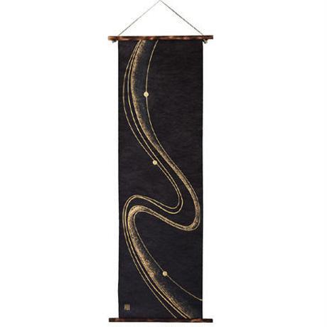 創作和紙インテリアタペストリー「紙禅」~Shi-Zen和モダン 樹脂デザイン4008