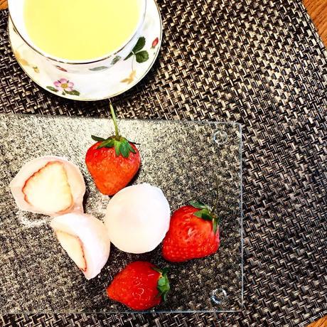 Wagashi Kit - Fruit daifuku