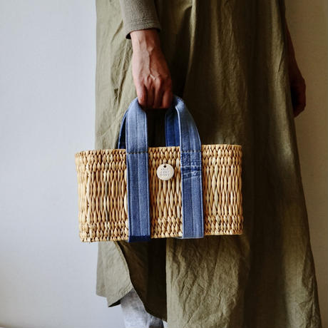 Work apron remake tote  BAG『S size』