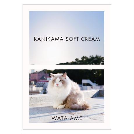 わたあめ写真集 KANIKAMA SOFT CREAM