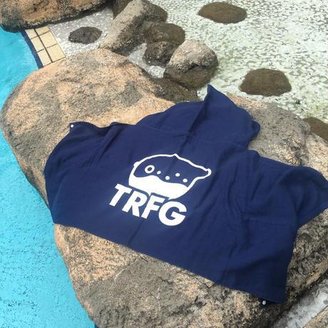 TRFG タオルパーカー