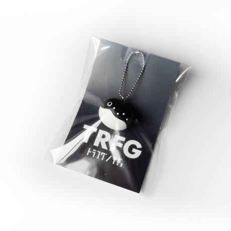 TRFG ボールチェーン (マットブラック)
