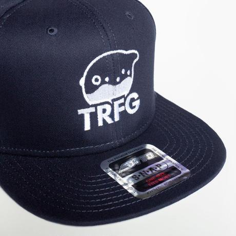 TRFG OTTOキャップ ネイビー