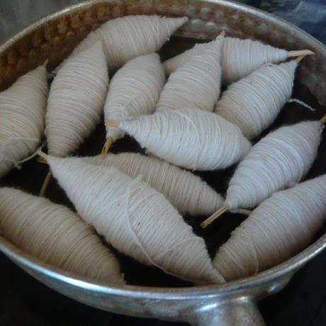 綿から糸へ、布へ(ワンツーマン遠隔教室・30分)