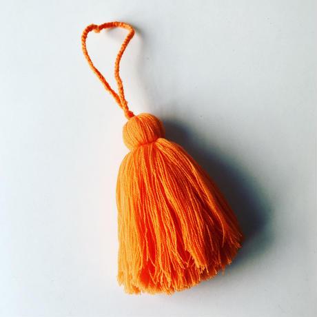 ビッグタッセル・オレンジ(ネパール)