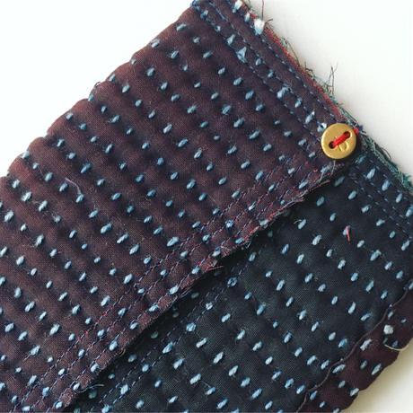 刺子ティッシュケース・7(インド)