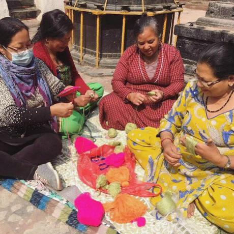 ビッグタッセル・抹茶(ネパール)