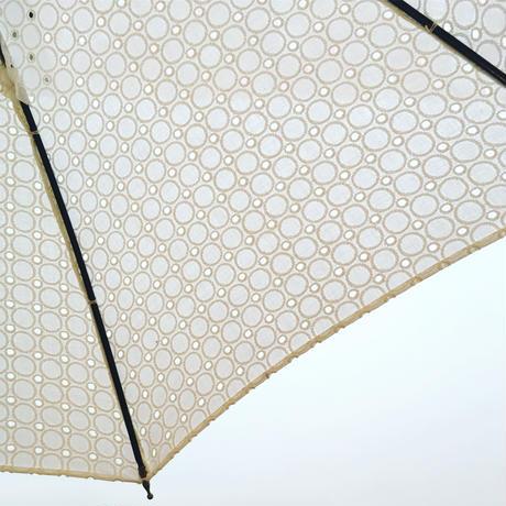 BonBonStore レース日傘・ホワイト