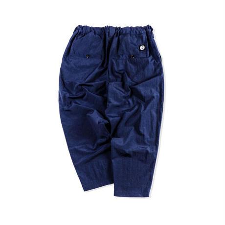 Watashi Comfortable Pants - Nylon Rip - NAVY