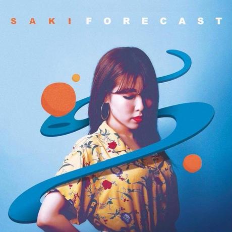 SAKI 2nd album「FORECAST」