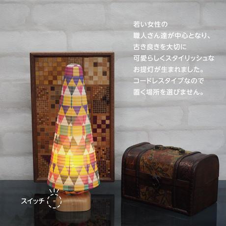 ステンドグラス【cocolan】インテリア提灯