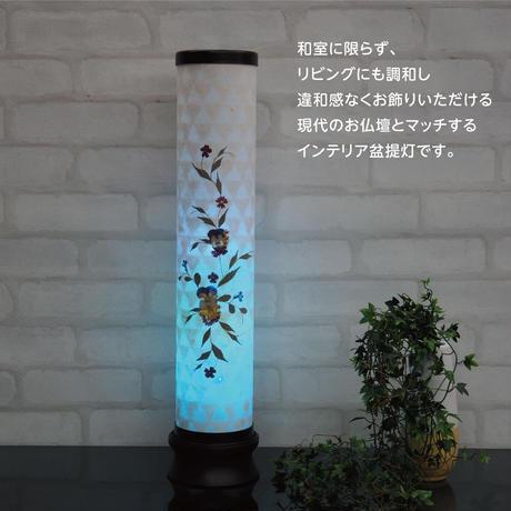 プリムラ3号(押し花)【レインボーLED】