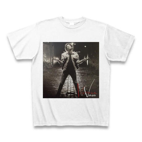 「KEITH RICHARDS」ver.1ロックTシャツ WATERFALLオリジナル ※受注生産品 S/M/L/XL