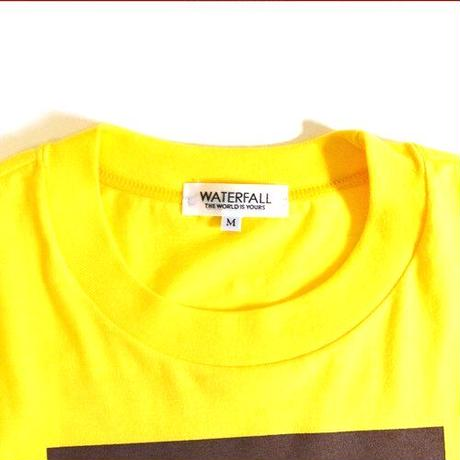 「MILES DAVIS」ver.3 ジャズTシャツ(写真家・内山繁氏コラボ) WATERFALL  S/ M/ L