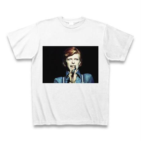 「DAVID BOWIE」ver.34ロックTシャツ WATERFALLオリジナル ※完全受注生産品 S/ M/ L/ XL