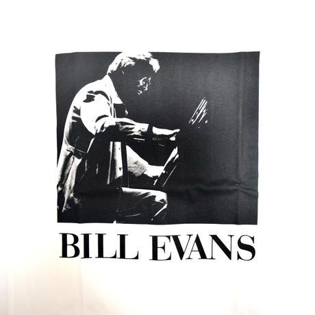「BILL EVANS」ver.1ジャズTシャツ(写真家・内山繁氏コラボ) WATERFALL  S/ M/ L
