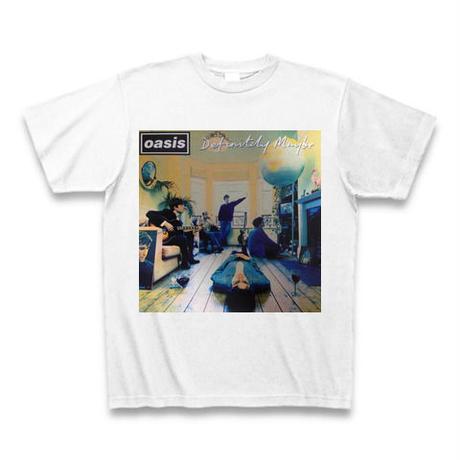 「OASIS」ver.1ロックTシャツ WATERFALLオリジナル ※完全受注生産品 S / M / L / XL