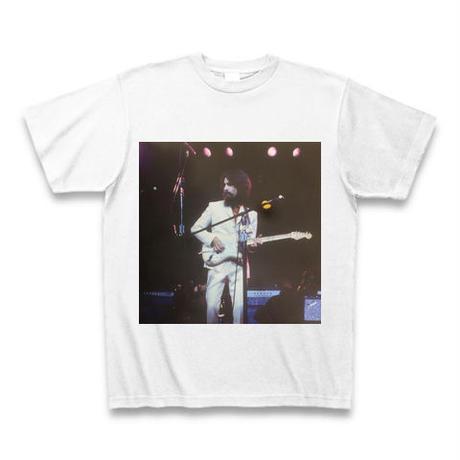 「GEORGE HARRISON」ver.4ロックTシャツ WATERFALLオリジナル ※完全受注生産品S/M/L/XL