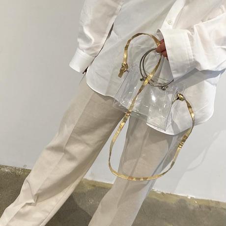 OBI String Clear Bag