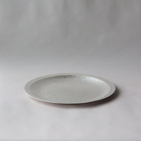 純銀干菓子盆