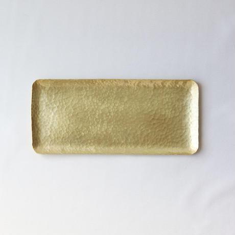 真鍮トレー [ 長角 ]