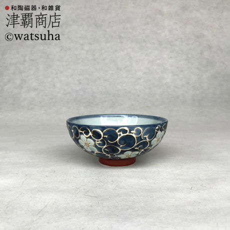 Rice bowl/FLOWER ARABESQU