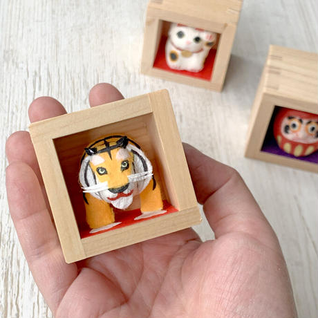 Lucky charm 2022(taiger) / Hand-made