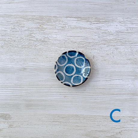 BrushBlue/Plate(S)/Mino ware