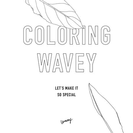 [DOWNLOAD] COLORING WAVEY