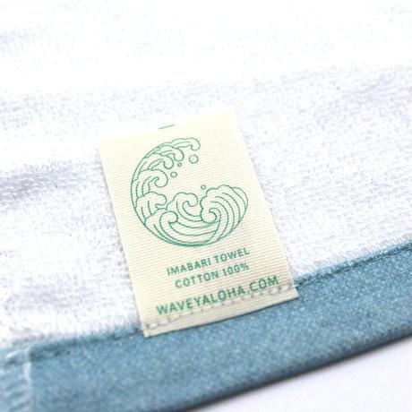 """ORIGINAL IMABARI HAND TOWEL """"Coral"""""""