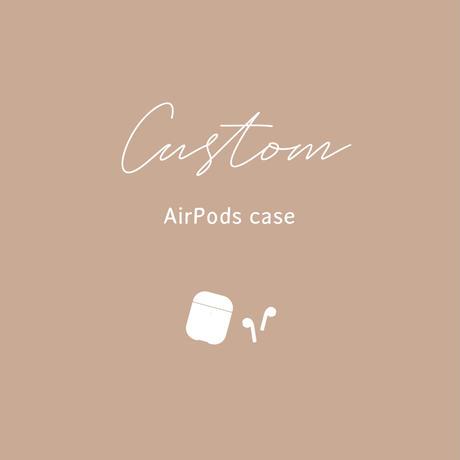 [CUSTOM] AirPods case