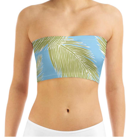 Bandeau Bikini top -Niu-