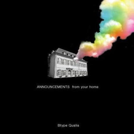 【CD-R】ANNOUNCEMENTS from your home