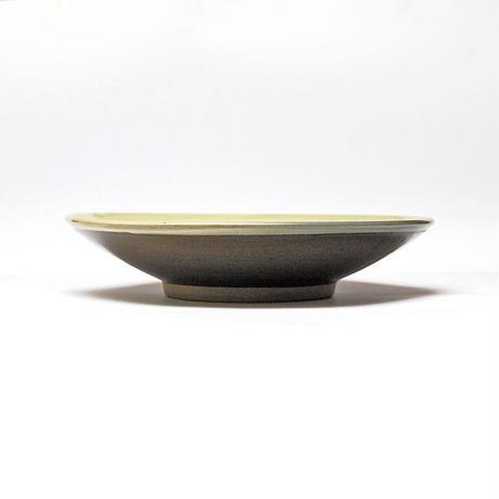 小鹿田焼*おんたやき/6寸皿
