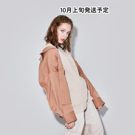 ビッグシルエットシャツ【WCJ-TC-012BE】