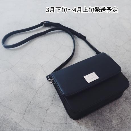 2WAYウエストバッグ【WCJ-MT-009BK】