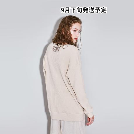 ワッフルTEE【WCJ-TC-010BE】