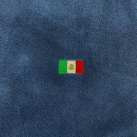 CARAVAN*NATIONAL FLAG Fleece Crew Neck