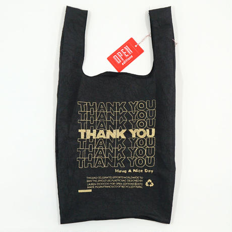 OPEN EDITIONS*THANK YOU TOTE