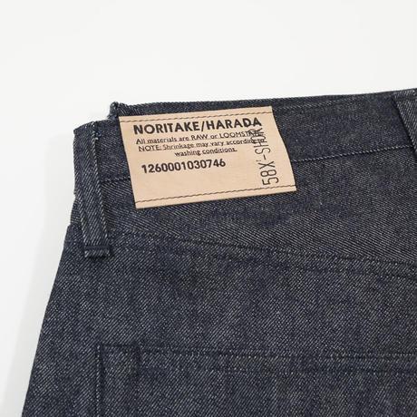 NORITAKE/HARADA*Denim Pants*58inch X-Short
