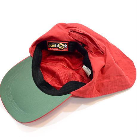 ADAMS HEADWEAR*Extreme Outdoor Cap*RED